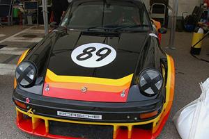 Turbocharging Pioneers: Porsche 930