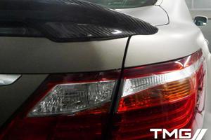 TMG Teases Lexus LS-F Project