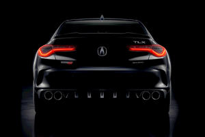 TEASED: Stunning 2021 Acura TLX Type S Coming Soon