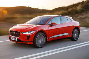 Jaguar Says Electrified Performance Cars Are Coming