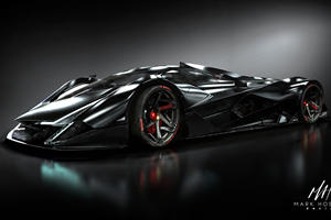 This Is What A 5,000-HP Hypercar Looks Like