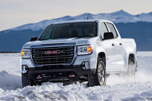 2021 GMC Canyon Has Two New Adventure-Ready Packages