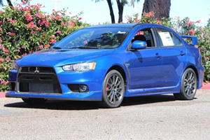 Mitsubishi Evo Final Editions Cost Over $100K At A Subaru Dealership