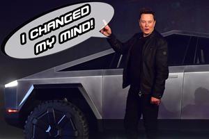 A Major Tesla Cybertruck Change Is NOT Happening