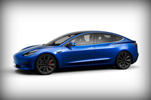 Tesla Model 3 Performance Is Now Even Faster