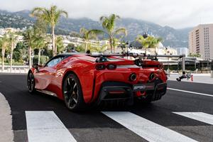 Ferrari's Raucous SF90 Stradale Wakes Up Monaco In New Film Shoot