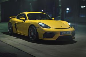 Porsche Admits Mistake Over Cayman GT4 Gearing
