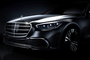 TEASED: First Look At All-New 2021 Mercedes-Benz S-Class