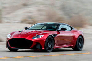 Official: Aston Martin Reveals New CEO