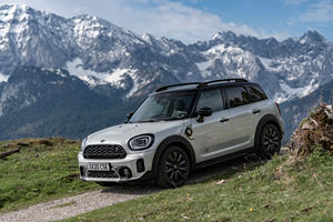 Mini Cooper Countryman Plug-in Hybrid