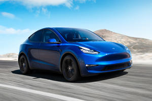 There's A Tesla Model Y Mystery With No Answer Right Now