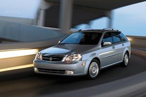 Compare Chevrolet Hhr Vs Chrysler Pt Cruiser Vs Suzuki Forenza
