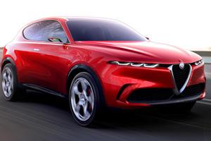 First Alfa Romeo Electric SUV Details Emerge