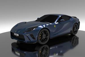 Ferrari 812 Superfast Spia Is A 820-HP Carbon-Fiber Weapon