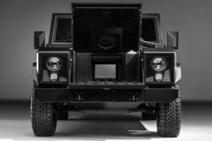 Bollinger Innovates Electric Truck With New Frunkgate