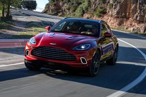 Aston Martin Plotting Porsche Cayenne Coupe Rival