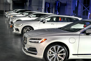Would You Buy A Brand New Volvo Without Going Into The Showroom?