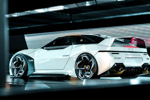 This Is The Modern-Day 3000GT That Mitsubishi Needs To Make