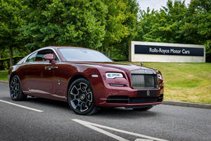 Rolls-Royce Delivers Special Car To A Customer
