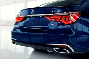 Acura Offering MASSIVE Discount On RLX Sedan