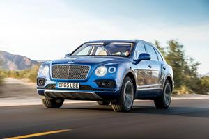 Bentley Bentayga Recalled For A Very Serious Problem