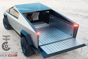 Tesla Cybertruck Might Borrow One Of Bollinger's Coolest Design Features