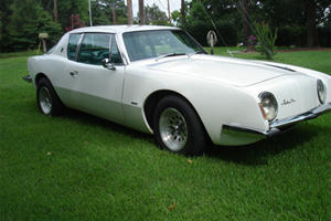 Unique of the Week: 1963 Studebaker Avanti