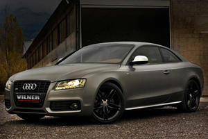 Vilner Reskins the Audi S5