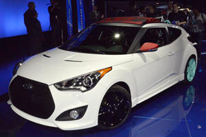 Hyundai Rolls Out Veloster C3 in LA