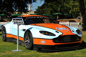 Gulf Collection Assembles at Salon Prive