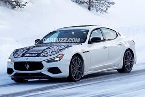 This Is When The Maserati Ghibli Hybrid Will Debut