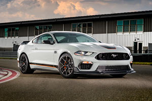 2021 Ford Mustang Mach 1 Review: The Mach Is Back!