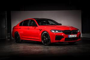 2021 BMW M5 Sedan Review: Big Boy Toy