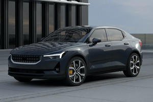 Fully Loaded Polestar 2 Costs Over $72,000