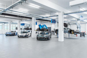 Check Out The Rimac C_Two's Flawless Assembly Line
