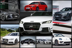 ABT Sportsline's Greatest Creations