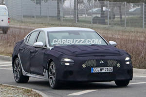 There's Sad News About The 2021 Genesis G70 Facelift