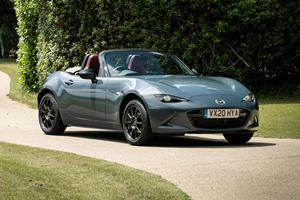 2020 Mazda MX-5 Gets A Stylish Special Edition