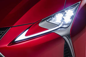We Have Terrible News About The Lexus LC F