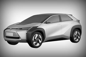 Leaked! Toyota's New SUVS Are Electrifyingly Cool