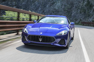 Official: New Maserati GranTurismo Power Confirmed