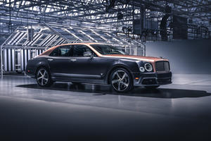 Farewell To The Bentley Mulsanne
