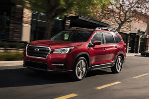 2021 Subaru Ascent Gets A Price Increase