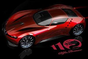 Alfa Romeo Montreal Brought Into 21st Century