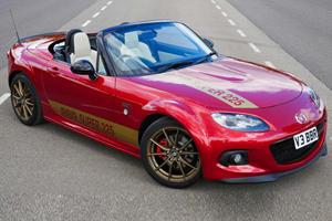 This NC Mazda Miata Is A Tuned Screamer