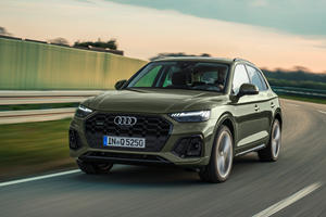2021 Audi Q5 Arrives With Sharper Looks And Improved Tech