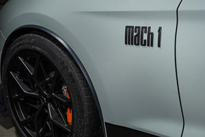 Ford Mustang Mach 1 Logo Design Was A Serious Challenge