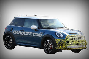 Mini Cooper Is Already Getting A New Facelift