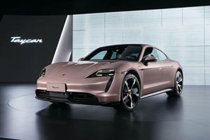 Porsche Reveals Cheaper RWD Taycan With Longer Range