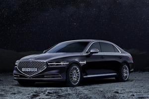 Genesis G90 Stardust Edition Takes Elegance To The Next Level